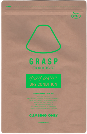 GRASP HIGH GRIP DRY CONDITION グラス...