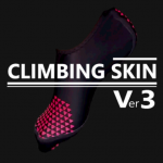 Climbing Skin Ver.3  クライミングスキン ヴァージョン3【DM便】