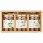山田養蜂場 里山の蜂蜜 3本セット S3-THA120