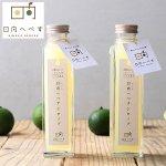 日向へべすシロップ(2本セット) 宮崎県 幻の柑橘へべす使用 果汁