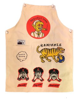 【MULTI PRINT】APRON(CANVAS)