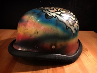 BACON HELM×GARRET�
