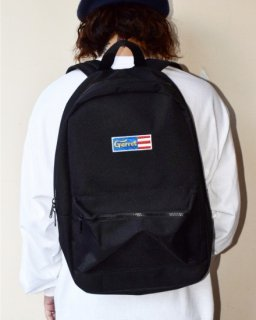 """GARRET""BACKPACK(BLACK)"