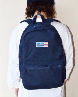 """GARRET""BACKPACK(NAVY)"