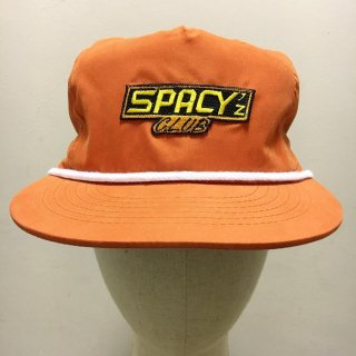 """SPACY'z""5PANEL CAP(orange)"
