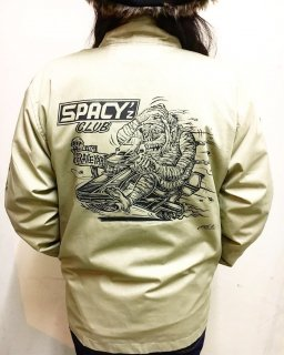 """SPACYz""SWINGTOP JKT(KHAKI)"