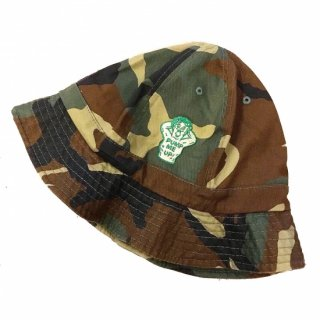 """PUMP ME UP!""6PANEL HAT(CAMO)"