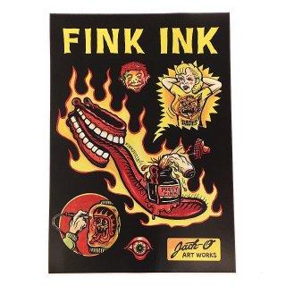 """""""FINKINK""""POSTER(A3)"""