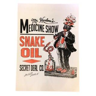 """""""SNAKE OIL""""POSTER(A3)"""