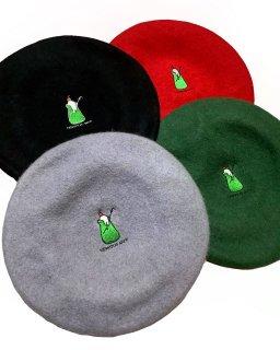 """""""CRESO""""BERET CAP"""