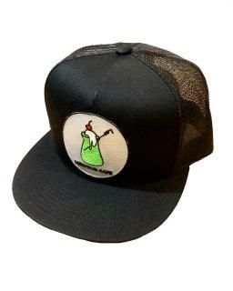 """""""CRESO""""MESH CAP(BLACK)"""