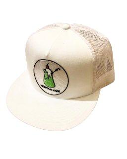 """""""CRESO""""MESH CAP(WHITE)"""