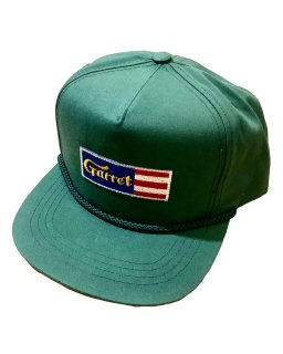 """GARRET""5PANEL SNAPBACK(GREEN)"