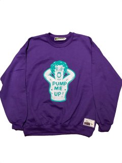 """PUMP ME UP""SWEAT"