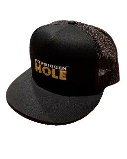 """FORBIDDEN HOLE""MESH CAP"