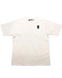"""monsters""HEAVY S/S TEE(WHITE)"