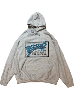 """""""OLD SIGN""""HOODIE(GRAY)"""