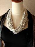 アフリカン ビーズ ネックレス / African beads necklace
