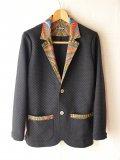 カジュアル ニットジャケット/Casual knit jacket (1)