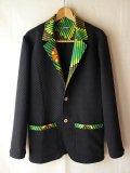 カジュアル ニットジャケット/Casual knit jacket (2)