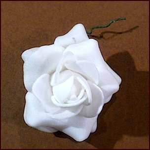 花材 プリザーブド ドライ 造花 フラワーアレンジメント用 ピンクローズ
