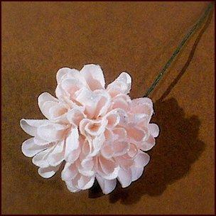 花材 プリザーブド ドライ 造花 フラワーアレンジメント用 ピンクラメフラワー