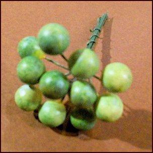 花材 プリザーブド ドライ 造花 フラワーアレンジメント用 グリーンの実
