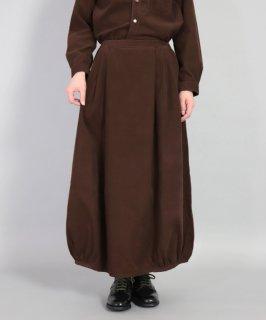 [ OMNIGOD womens / オムニゴッド ]<br />シャツコール バルーンスカート