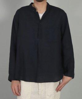 [ OMNIGOD mens / オムニゴッド ]<br />リネンキャンバス オリエントシャツ