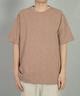 [ TIEASY / ティージー ]<br />別注ラグランスリーブTシャツ
