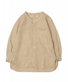 [ OMNIGOD womens サンプル vol.3-25 ]<br />7分袖スタンドカラーシャツ