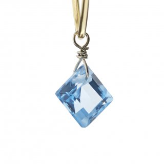 Jewel Piece Blue Topaz/1603-019