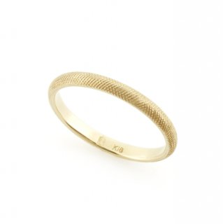 cool ring K18YG / 1605-007