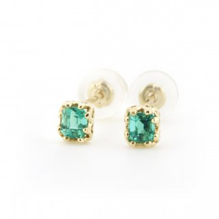 studded  Pierce Emerald / 1611-002
