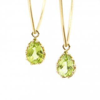 Jewel Pierce Peridot / 1611-008