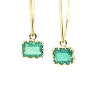 Jewel Pierce Emerald / 1611-009