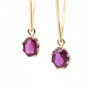 Jewel Pierce Ruby / 1611-013