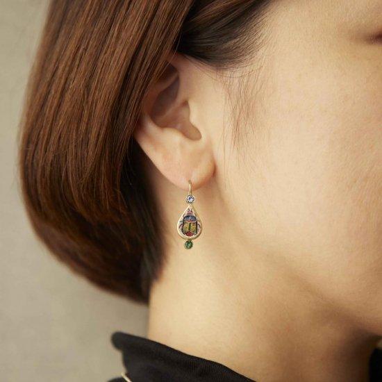 BEETLE / earring / S1611-009