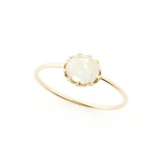 float ring Opal / 1703-007
