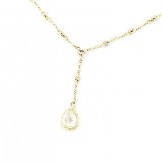 raindrop necklace / 1705-011