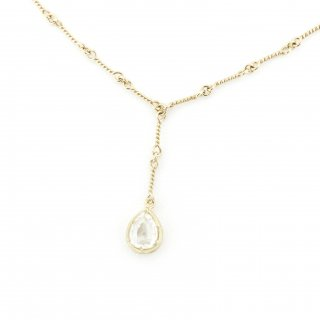 raindrop necklace /1706-012