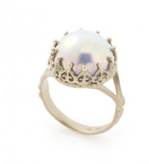 Mabe Ring(S) K18WG / 1706-023