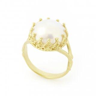 Mabe Ring (S) K18GG / 1706-024