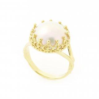 Mabe Ring (S) K18GG / 1706-025