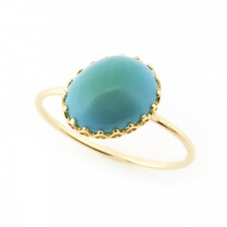 float ring Turquoise / 1707-004