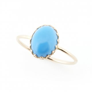 float ring Turquoise / 1707-005