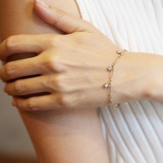 float bracelet 3 Diamond / 1707-009