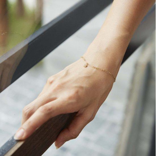 float bracelet Diamond / 1707-014