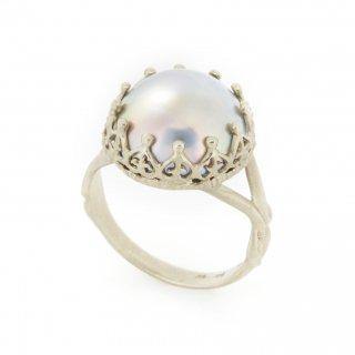 Mabe Ring(S) K18WG / 1708-004