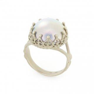 Mabe Ring(S) K18WG / 1708-005